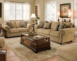 American Freight Living Room Furniture Outback Antique Sofa And Loveseat Traditional Living Room