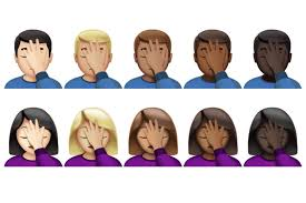 unicode 9 emoji updates ios 10 2 release how to get the new emoji including the facepalm
