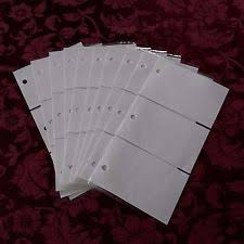 photo album refill pages 4x6 3 ring thompson tri mount page photo refill pages 1 package of 10 holds