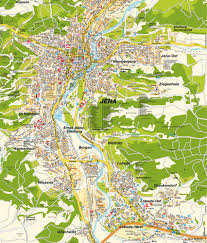Map Of West Germany by Map Jena Thuringia Germany Maps And Directions At Map