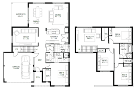 100 plan houses house floor plan layout u2013 modern house