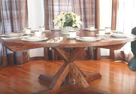 build a rustic dining room table 22 types of popular diy dining tables