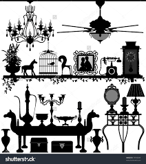 home interior stock vectors vector clip art shutterstock design