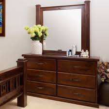 Timber Bedroom Furniture Sydney Rustic Dresser With Mirror Wooden Furniture Sydney Timber Tables