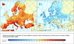 World Temperature Map by European Environment Agency U0027s Home Page U2014 European Environment Agency