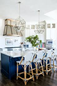 White Blue Kitchen Kitchen Blues