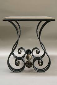 small wrought iron table dining room contempo square black wrought iron dining table for