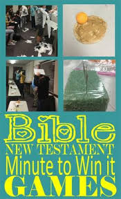 in seminary this year we are studying the new testament for our