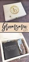 Wooden Groomsmen Gifts Best 25 Groomsmen Boxes Ideas On Pinterest Groomsmen Gift Box