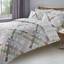Dunelm Mill Duvet Covers Elements Ainsley Reversible Duvet Cover And Pillowcase Set Dunelm