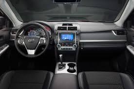 toyota camry dashboard 2014 toyota camry review best car site for vroomgirls