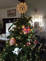 zelda christmas tree one of my favorite games majoras mask