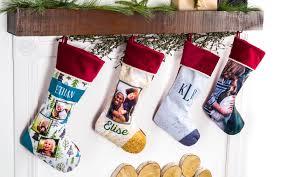 Stocking Custom Christmas Stockings Collage Com