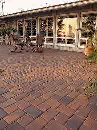 Patio Paving Stones by 116 Best Paver Patio Images On Pinterest Backyard Ideas