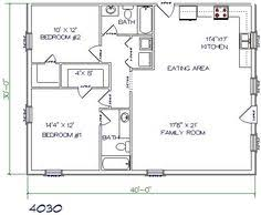 House Plans 2 Floors 30 X 30 House Floor Plans Google Search House Pinterest