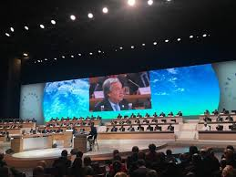 climate change united nations sustainable development