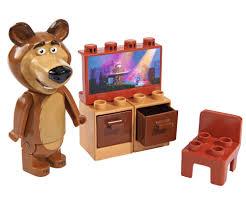 playbig bloxx masha bear starter sets toy baby
