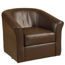 swivel barrel chair ebay