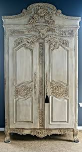 Vintage Armoire Wardrobes Hand Painted Wardrobe Armoire Painted Armoire Wardrobe