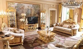 Empire Style TV Family Room Cabinet - Empire style interior design