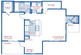 Garden Home Floor Plans by The Elite Garden Home Downstairs Waters Edge Apartmentswaters