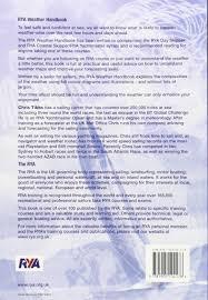 weather writing paper rya weather handbook northern hemisphere chris tibbs sarah rya weather handbook northern hemisphere chris tibbs sarah selman 9781905104178 amazon com books