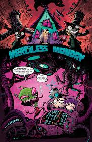 invader zim invader zim 21 eu comics by comixology