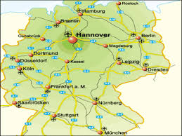 map of gemany maps arrival departure welcome to hannover home hannover de