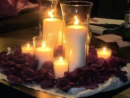 candle centerpieces ideas pillar candle arrangement ideas candle centerpieces for weddings