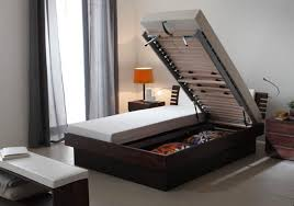 Space Saving Beds With Storage Improving Small Bedroom Designs - Space saving bedroom design