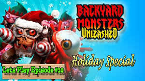backyard monsters unleashed lets play 10 youtube