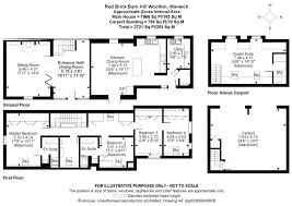 5 bedroom barn conversion for sale in warwick