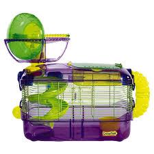 Hamster Cages Petsmart Super Pet Crittertrail X Petco