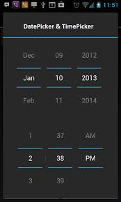 timepicker android android datepicker timepicker tutorial the ultimate guide to