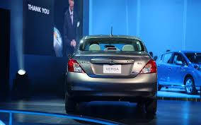 nissan versa warning lights 2012 nissan versa sedan first look motor trend