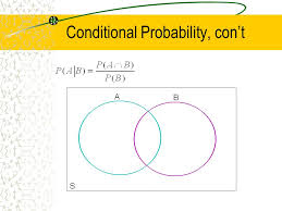 conditional probability ppt video online download