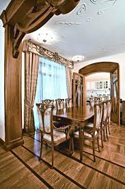extraordinary dining room ornaments apartment with floral ornament