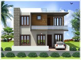 Duplex Houses by Simple Duplex House