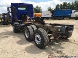 volvo lastebil volvo fh 400 chassis unfallbeschädigt autom lastebiler chassis