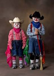 Kids Halloween Clown Costumes Baby Rodeo Clown Costume Clown Halloween Costumes Costume Works