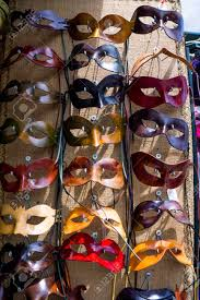 carnival masks for sale various venetian masks on sale colorful artistic masks on the