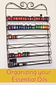 three ways to organize your essential oils sweet t makes three
