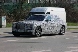 rolls royce spy photos 2018 rolls royce phantom