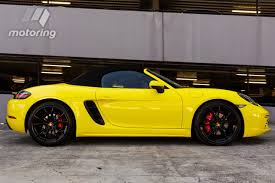 how much is a porsche boxster how much does a porsche boxster cost 28 images porsche boxster