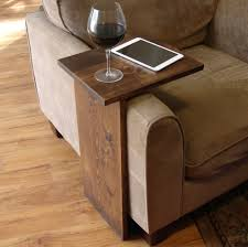 popular items for sofa tray on etsy bendable sofa tray table