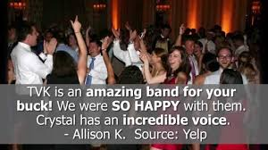 best wedding bands chicago best wedding band reviews tvk orchestra chicago il reviews