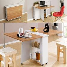16 most practical space saving furniture designs for small kitchen