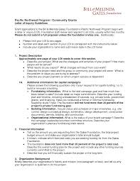 Sample Cover Letter For Funding Application by How To Write A Letter Of Inquiry For A Grant