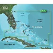 Map Of Florida And Bahamas by Amazon Com New Garmin Vus513l Jacksonville To Bahamas Bluechart