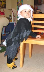 eagle halloween costume everyday beauty halloween treats
